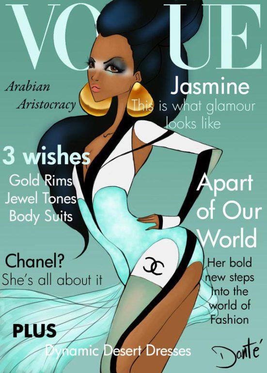 princess-disney-by-dante-tyler-jasmine
