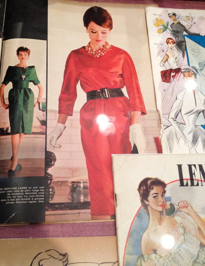 Amei esse vestido vermelho-Quero igual! Ocupação Zuzu-Exposição no Itaú Cultural-Março a Maio de 2014