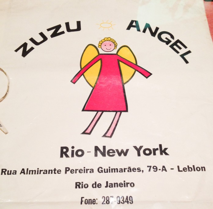 expo Zuzu Angel Abril 2014