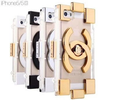 chanel block case