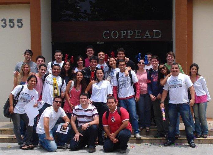 Turma CEL-COPPEAD- UFRJ-2009