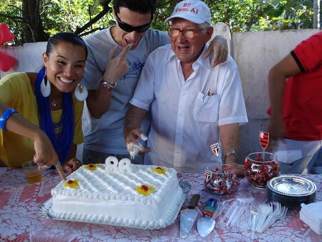 Meu avô! Meu Amor <3 2007